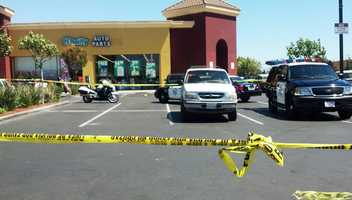 Four people were shot in a busy East Salinas shopping center at 2 p.m. Three men and one woman were all shot in broad daylight at the Mountain Valley Shopping Center at 602 Williams Road.A 19-year-old man and 21-year-old man were standing outside an O'Reilly Auto Parts store when two gunmen aimed and fired at them. A 39-year-old woman and her son, however, were also caught in the crossfire.