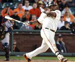 San Francisco Giants third baseman Pablo Sandoval was accused by a Santa Cruz County woman of sexually assaulting her in a luxury Aptos hotel on June 1.