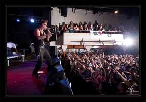 Chris Rene performs at the Catalyst in Santa Cruz.