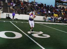 Salinas High defeated Piedmont Hills, 59-34. (Aug. 30, 2012)