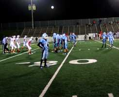 Carmel beat North Salinas 49-29 on Friday night.