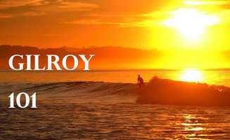 Gilroy hit 101 degrees at 3 p.m.