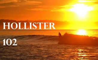Hollister hit 102 degrees at 3 p.m.