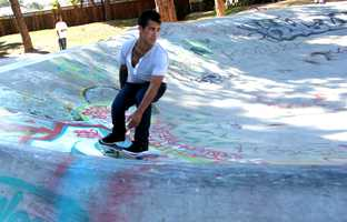 Derby Park is the most famous skateboarding park in Santa Cruz. But few people knew how the park got its name until Saturday.