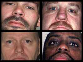 Click through this slideshow to see the faces of Northern California's death row inmates and the crimes they are convicted of committing. ***Warning: This slideshow contains descriptions that are graphic.