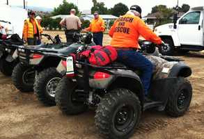 On Oct. 12, 2012, Hollister police announced they are activating a search team, called San Benito County Search and Rescue Unit.