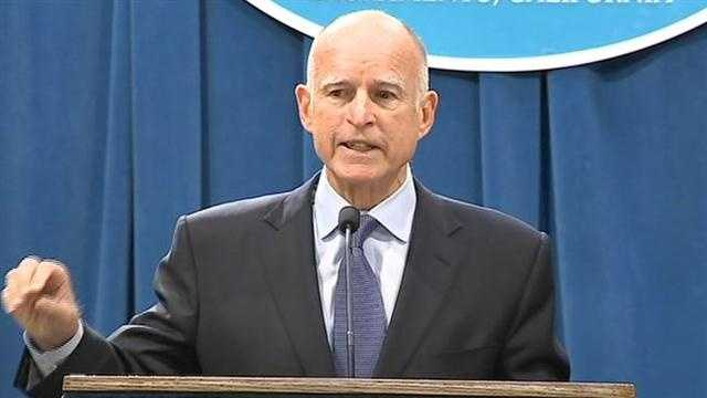 Gov. Brown's addresses Prop 30: 'Greater power, greater responsibility '