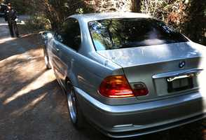 Sloan's BMW was found abandoned in the Santa Cruz mountains and she was on the lam for a month.
