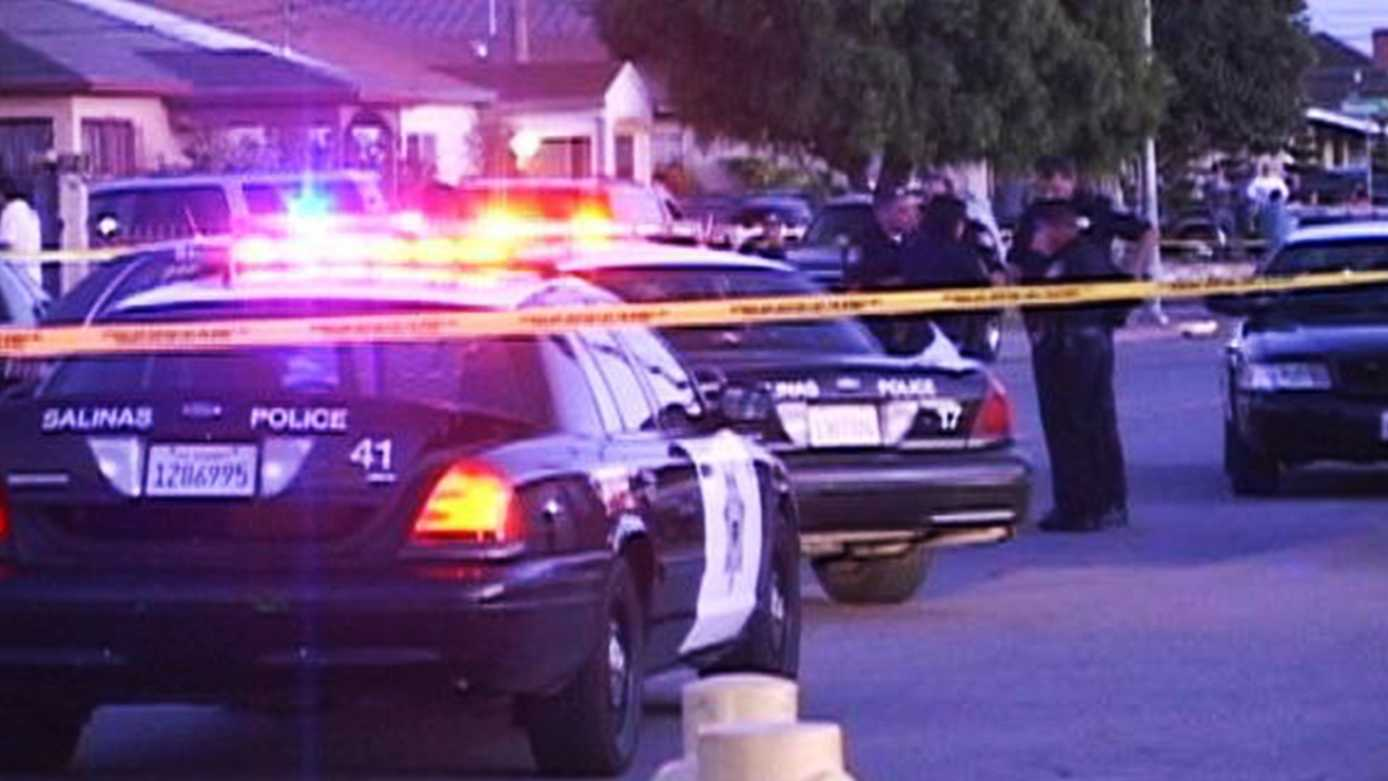 A 19-year-old Salinas man was shot in the head Friday.
