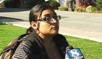 "A homeless Salinas woman, who goes by the name ""Shorty,"" she was shocked by the alleged beating.""Yeah, we do bother some people, but it doesn't mean you got to take it to the next level and stoop that low to beat somebody up, especially a homeless person,"" Shorty said. ""I find that cruel, really messed up."""