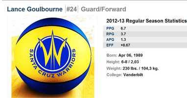 Lance Goulbourne