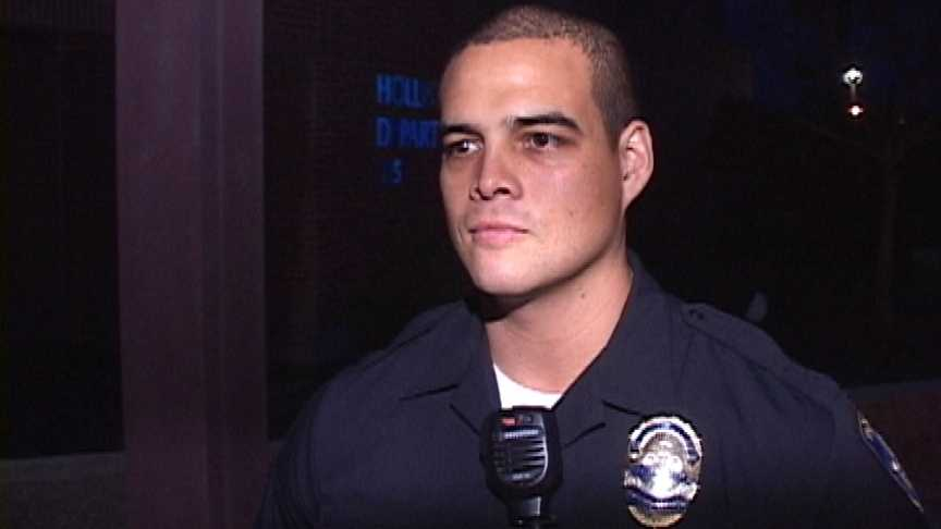 Officer Carlos Rodriguez, Hollister Police