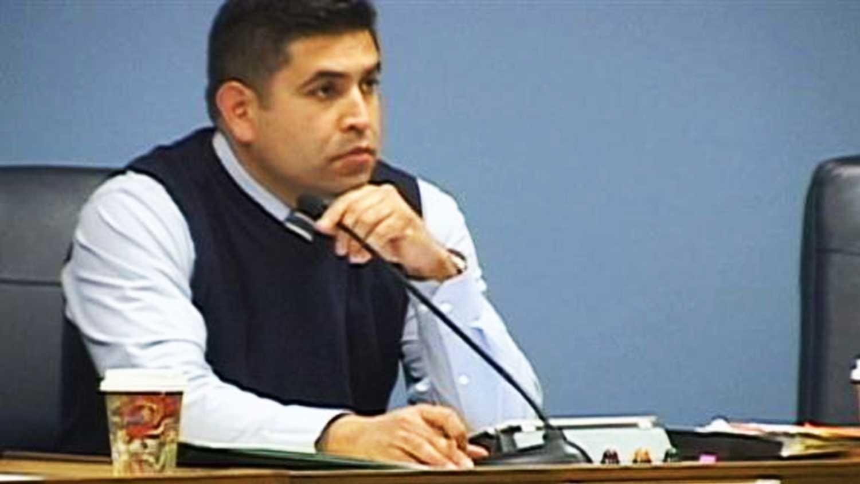 Salinas city councilman Jose Castenada
