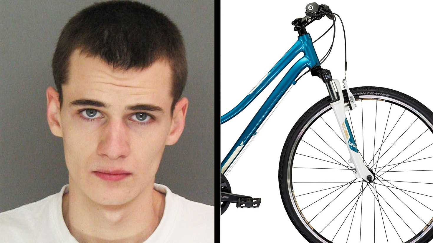 Zachary Bernal, 19, of Santa Cruz