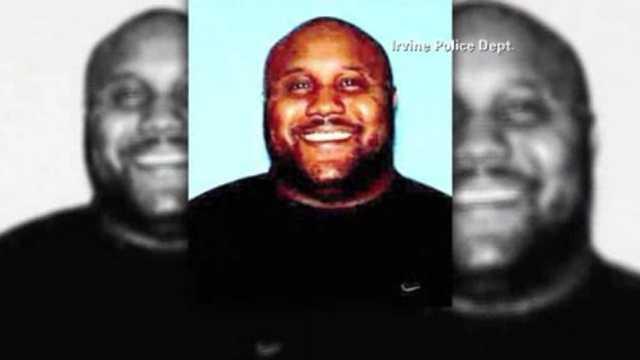 Christopher Dorner cop killer