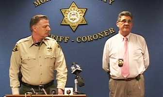 "Sheriff's Sgt. Terry Kaiser, right, said the Castroville baby's disappearance did not meet the right criteria to make an Amber Alert, mostly because investigators did not know what type of vehicle the suspect was driving.""It's not a matter of regret. We didn't meet the criteria, so we (had) no ability to issue one,"" Kaiser said."