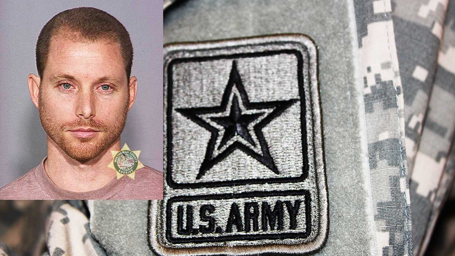 Jeremy Goulet received a less than honorable discharge from the U.S. Army in 2007 in exchange for the military dropping two rape charges against him.