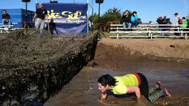Big Sur Mud Run
