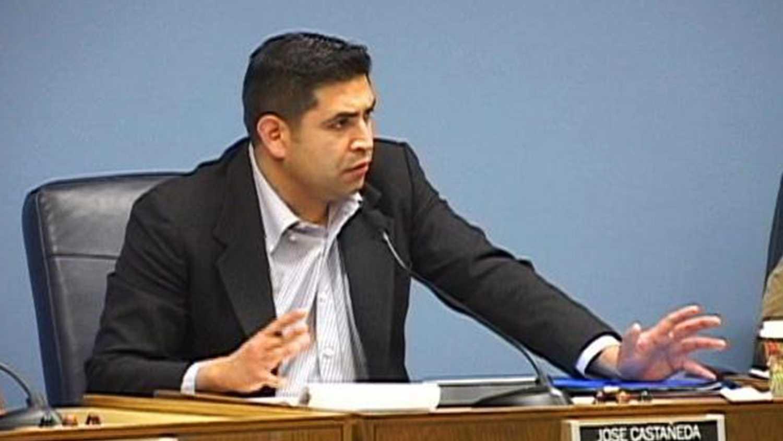 Salinas City Councilman Jose Castaneda