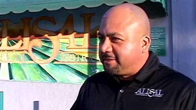 Alisal Union School District Superintendent John Ramirez