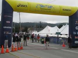 2013 Big Sur International Marathon