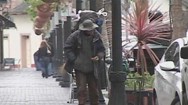 Monterey looking at homeless situation