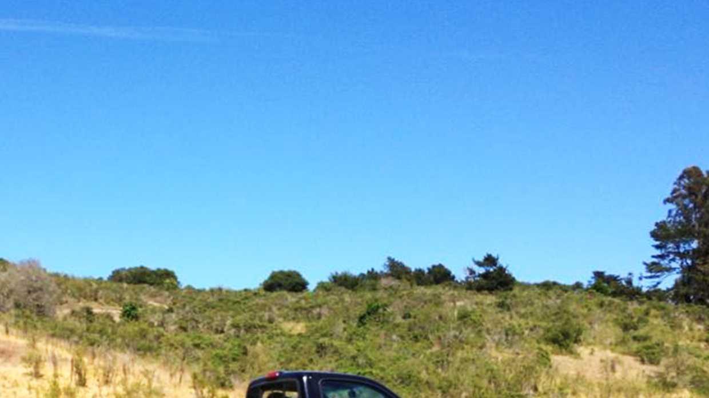 Highway 1 in Aptos.