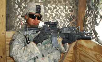 Spc. Javier Sanchez Jr., 28, of Greenfield, died June 23 in Sar Rowzah, Afghanistan.