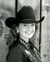 Taylor Howell was a finalist contestant.Hailing from Sonora, Taylor Howell represents her home town rodeo as Miss Mother Lode Round Up. The daughter of Gary and Krista Howell plans to attend CSU Chico in the fall to study Agricultural Business. Taylor has learned the value of hard work and preparation by showing horses at a young age in a variety of events including cutting, Western, English, gymkhana, high school rodeo and most recently reined cow horse. In addition to being recognized for her academic excellence, she was also very active in the high school athletic fields of basketball, tennis, volleyball, swimming and soccer. During the winter you may find her on the ski slopes as a ski instructor or competing in slalom and giant slalom events. With a great deal of coaching experience, Taylor volunteers at many youth athletic camps and leagues.