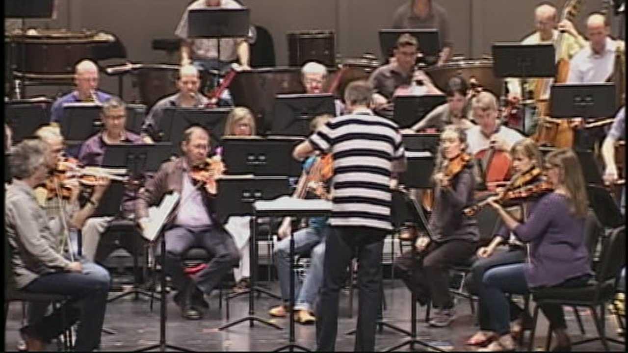 The 76th annual Carmel Bach Festival is underway.