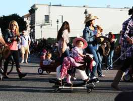 2013 Kiddie Kapers Parade