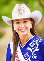 Grace Tobias of Hollister was crowned as the new 2013 Miss California Rodeo Salinas.