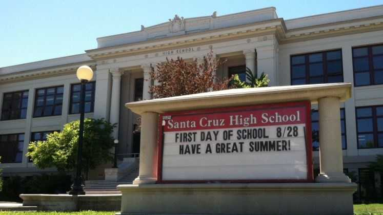 Santa Cruz City Schools teachers are being asked to take action during a pay dispute.