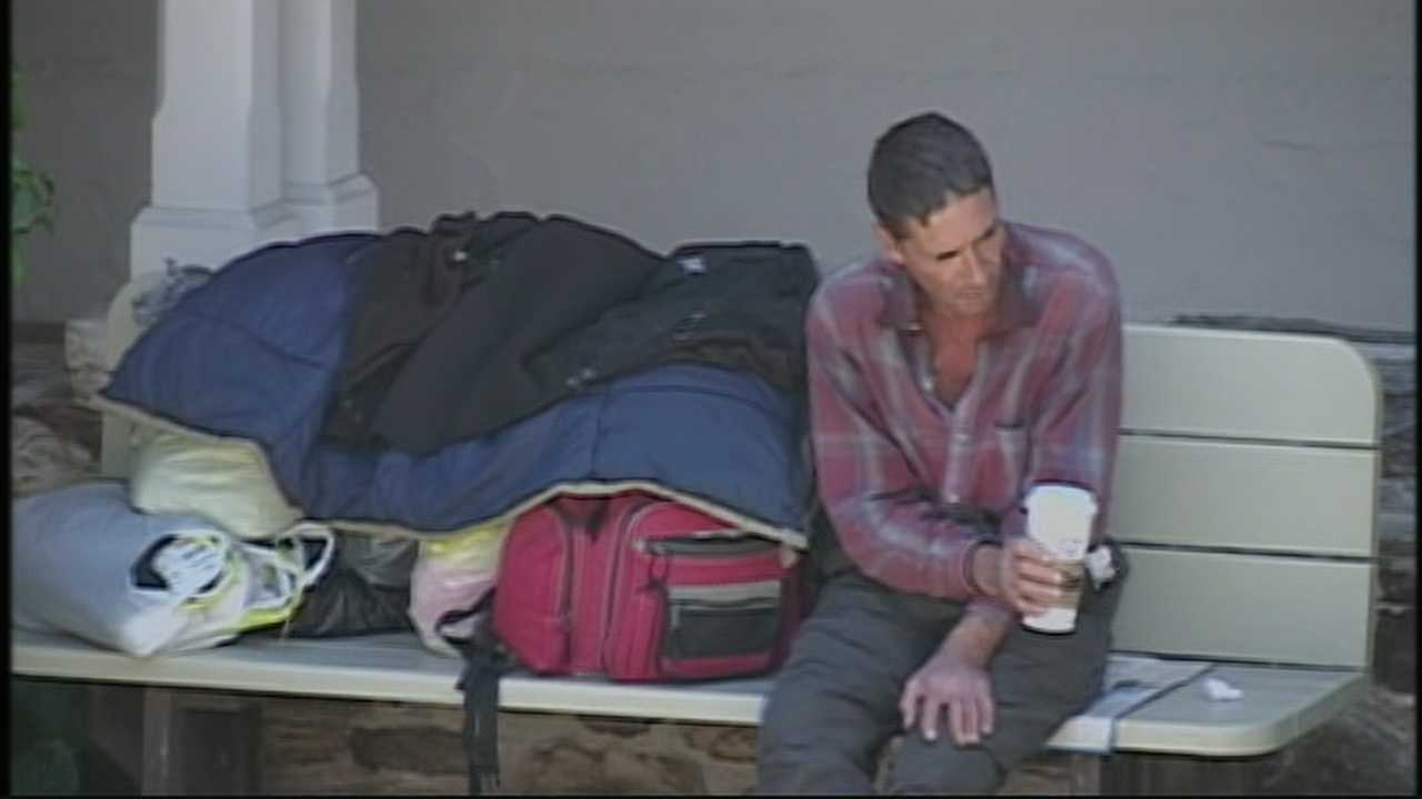 Monterey releases homeless report