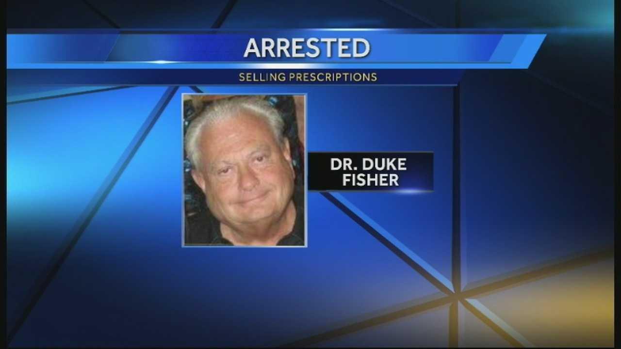 DRUG DEALING DOCTOR