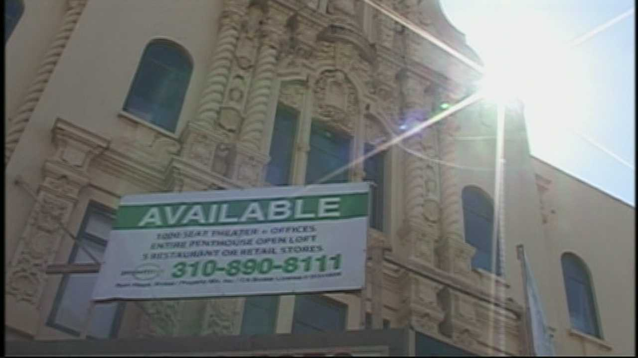 Monterey city council members Libby Downey and Nancy Selfridge are looking into the possibility that the city will purchase the Golden State Theatre.