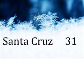 Santa Cruz - 31 degrees