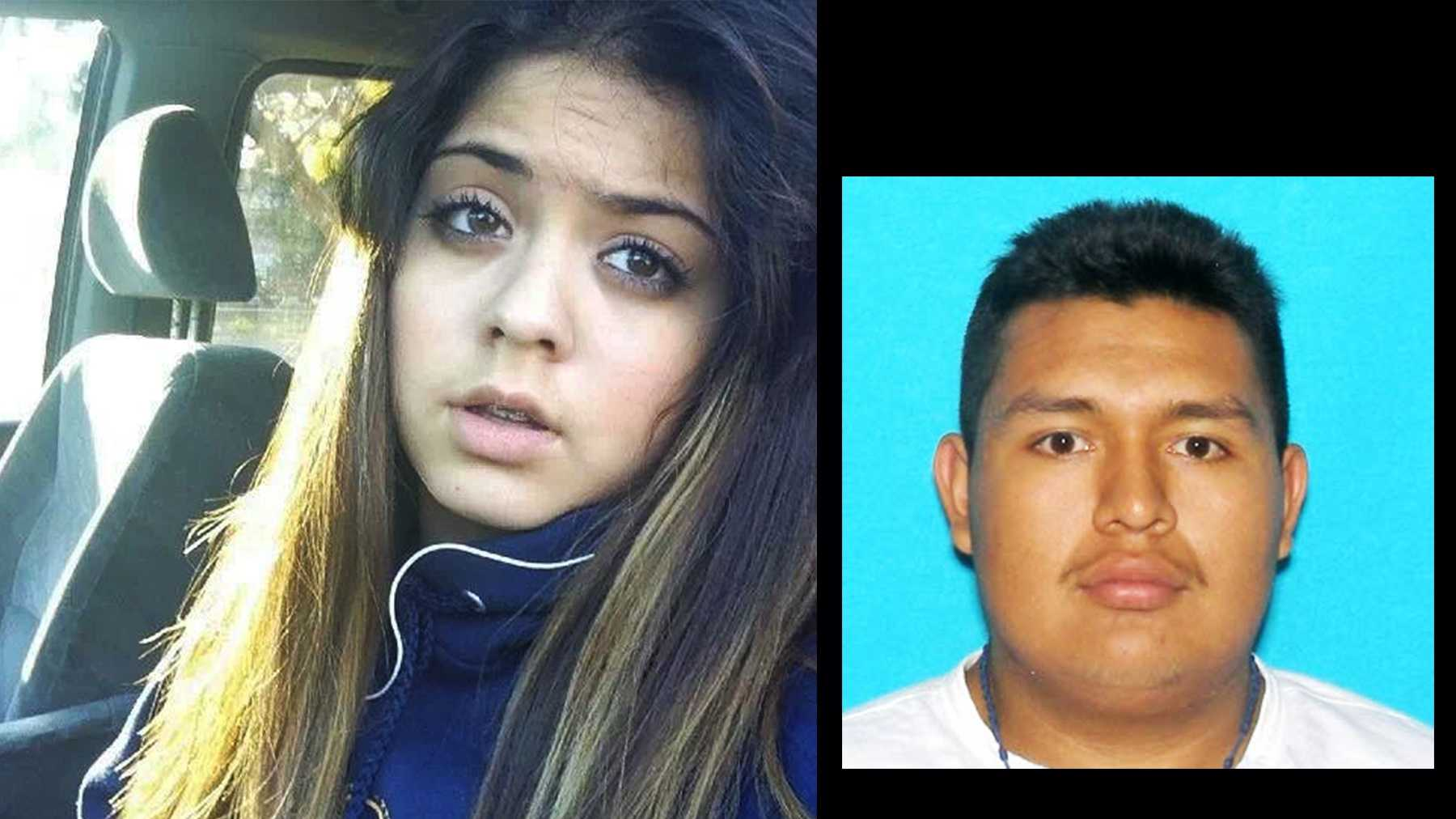 Elizabeth Romero was abducted by Edwardo Fabian Flores Rosalesaccording to the CHP.