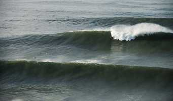 Three event locations remain on the 2013/2014 Xpreshon Big Wave World Tour: Mavericks in Half Moon Bay, Calif.&#x3B; Oregon&#x3B; and Todos Santos, Mexico. Events only happen if and when a large swell and good surface conditions coincide before the end of March.