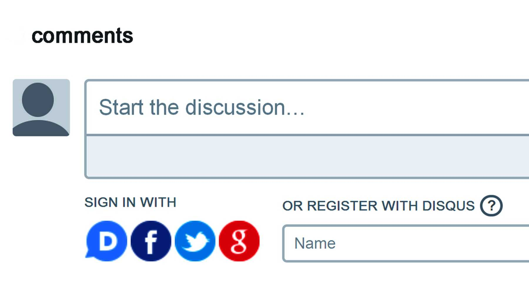 To make a comment on KSBW.com, readers must sign in first using a social networking profile.