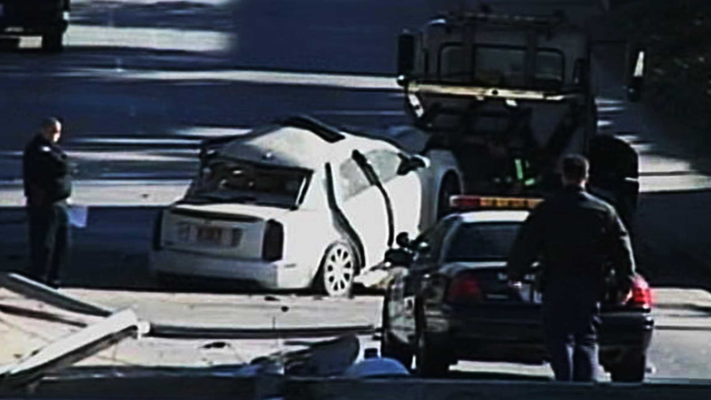 A deadly crash happened in Salinas on Jan. 1, 2014.