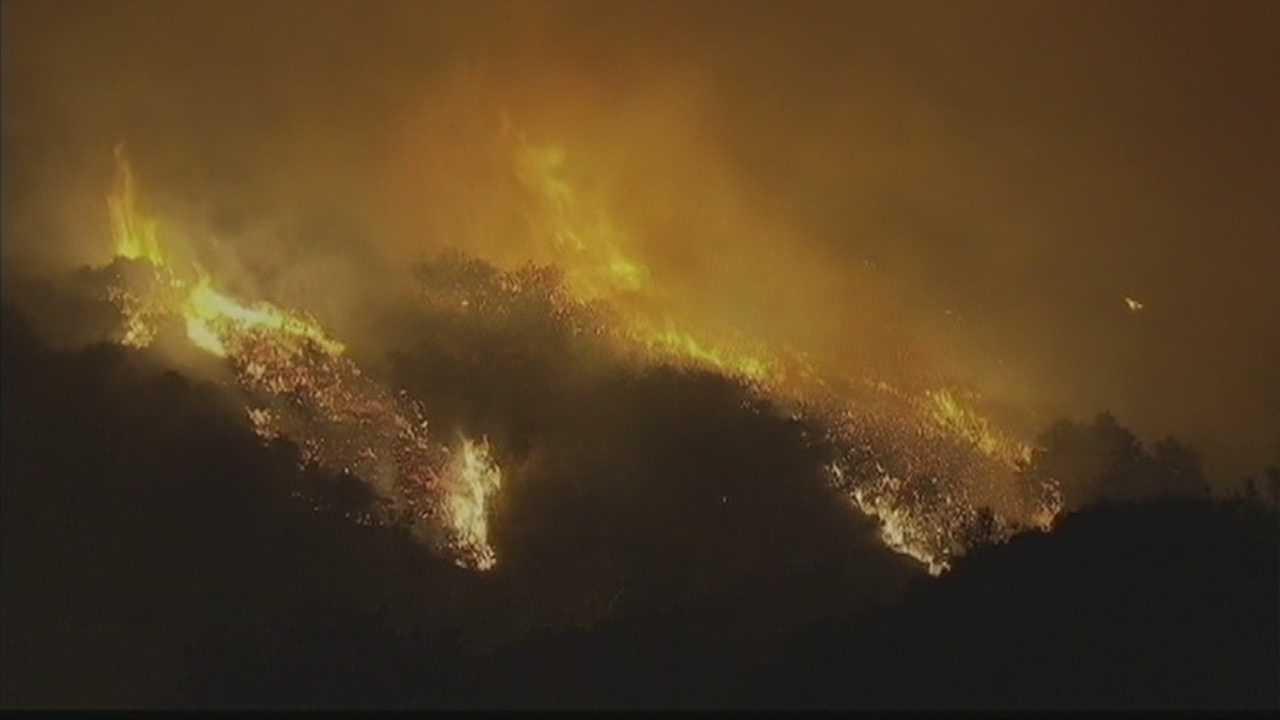 Big Sur fire victim's benefit concert in the works