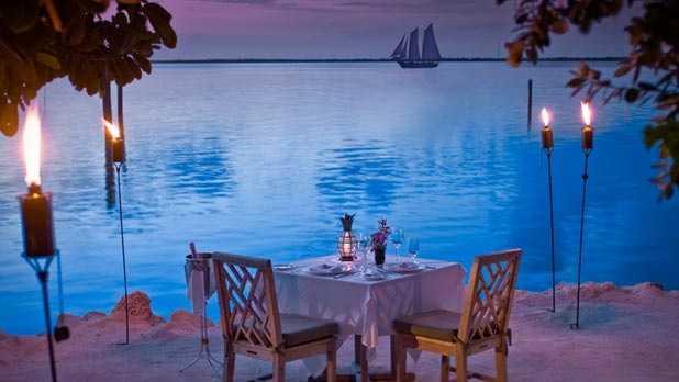 Little Palm Island Resort in Little Torch Key, Fla.