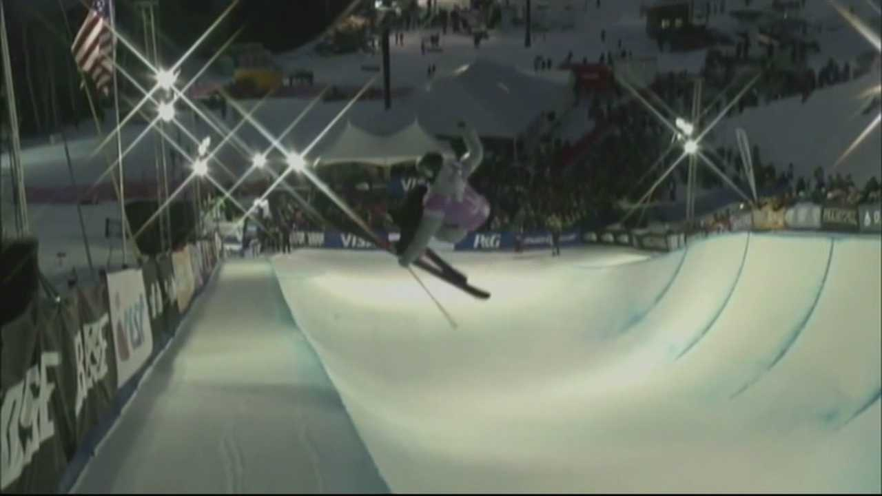 Sochi Oympics Opening Ceremony and Carmel's Brita Sigourney