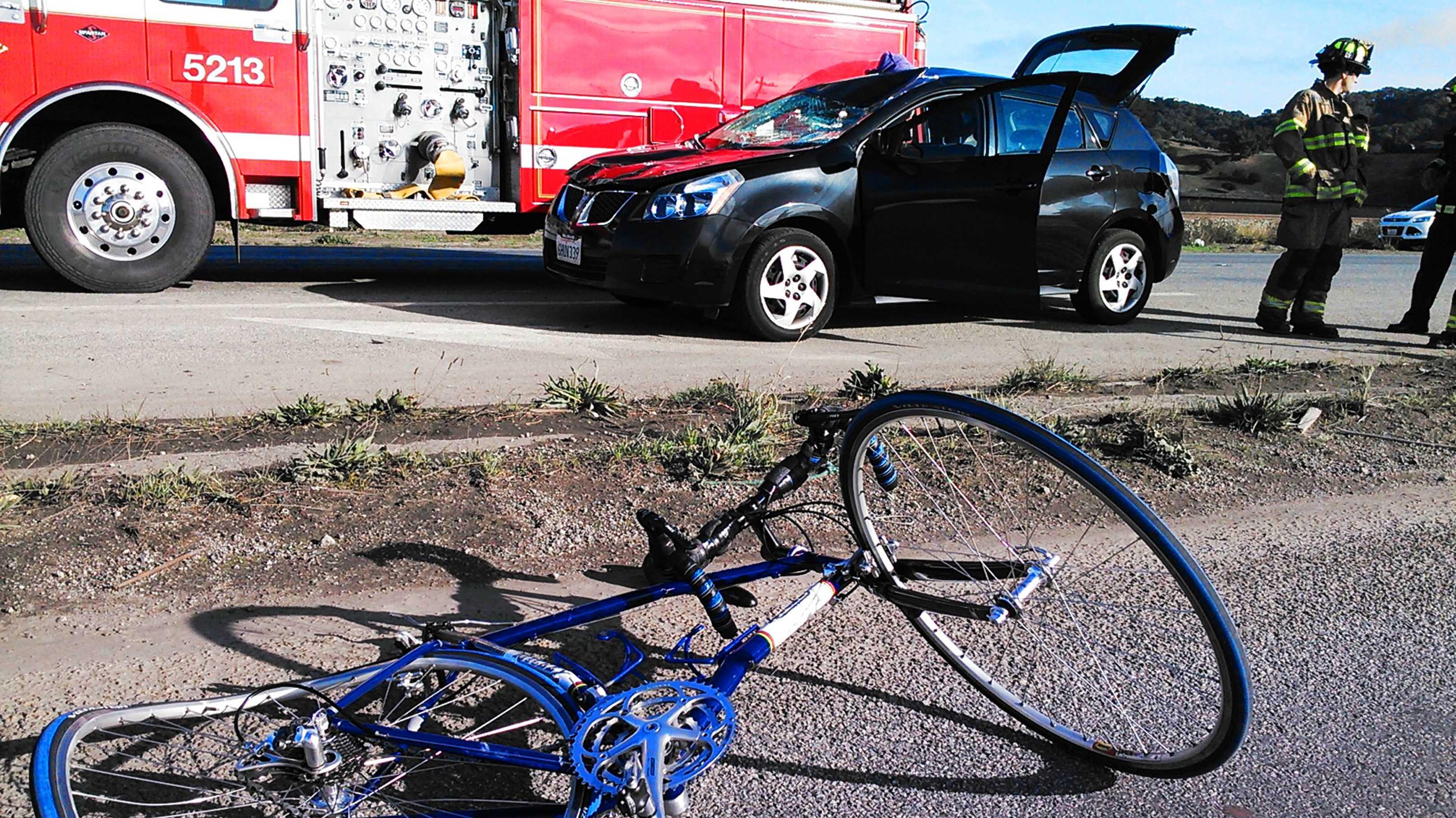 fatal bike accident