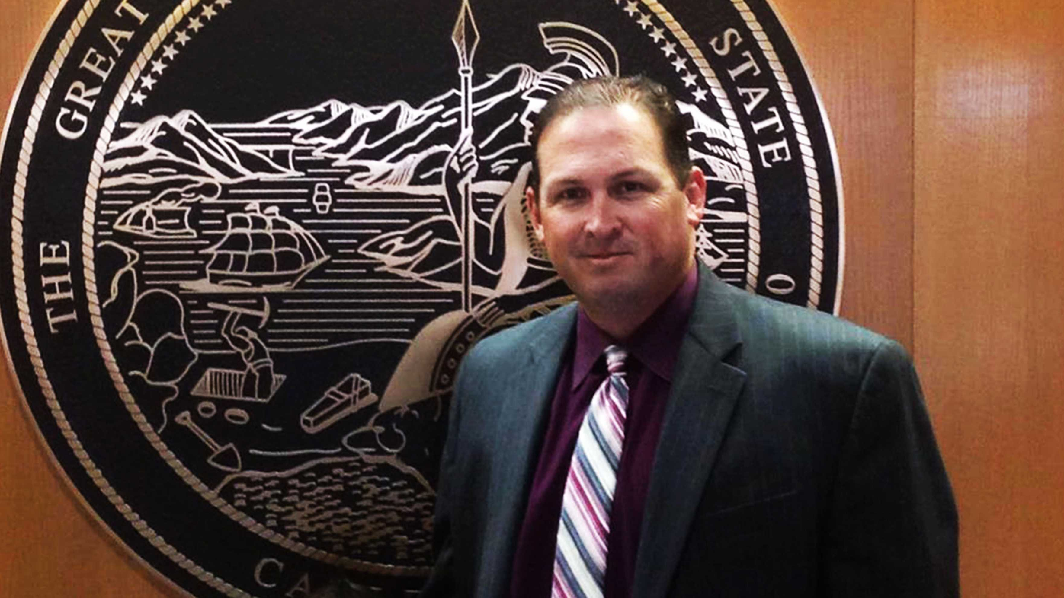 Hollister Police Chief David Westrick