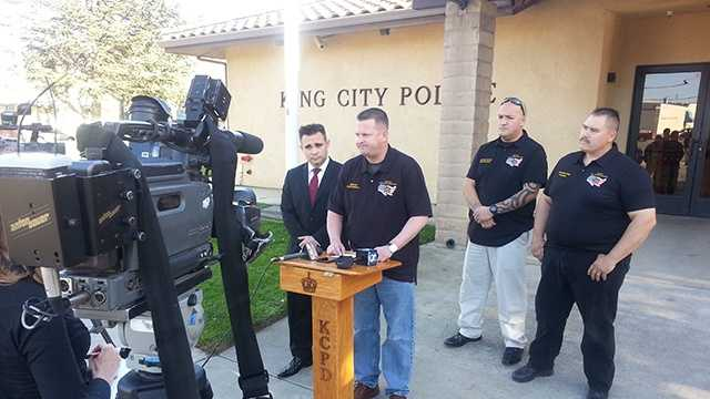 King City police union stands by officers