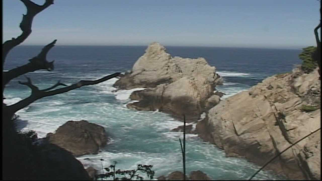 A new report released Monday in Monterey highlights the important economic role the oceans play.