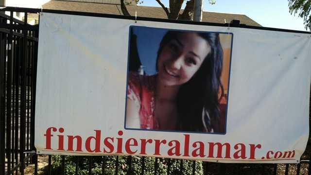 Sierra Lamar sign