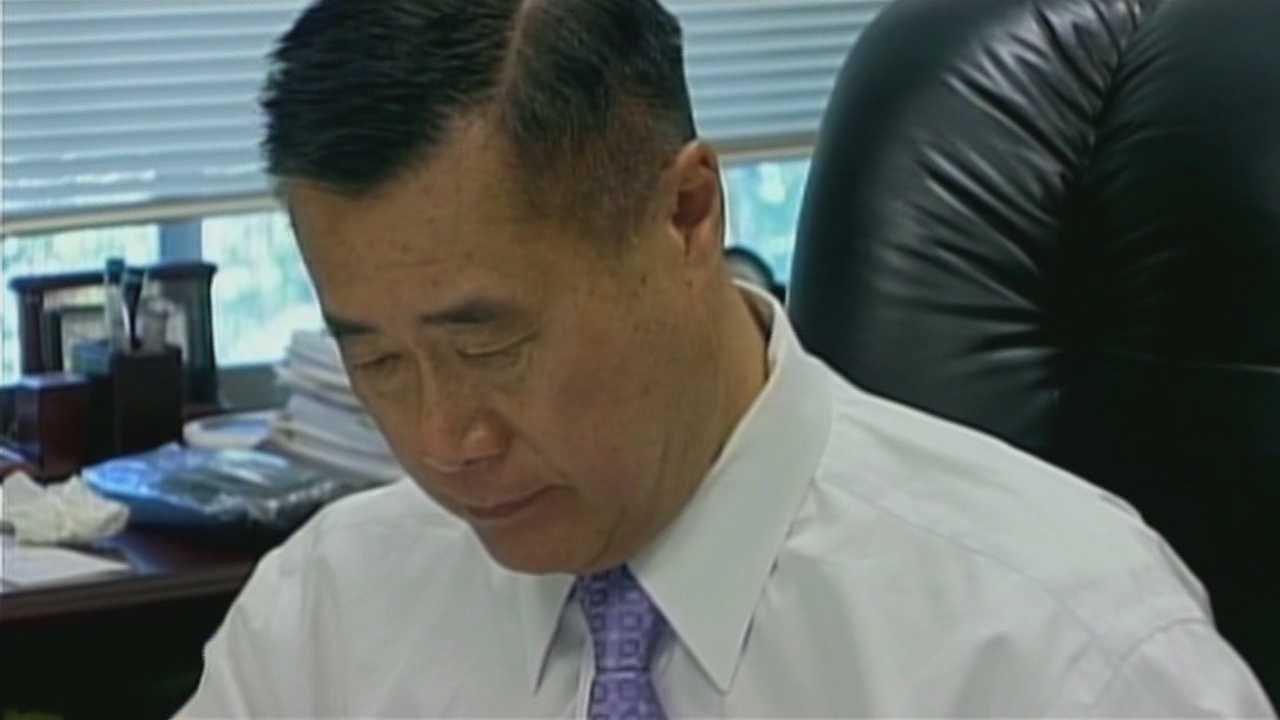 What happens now to Leland Yee?